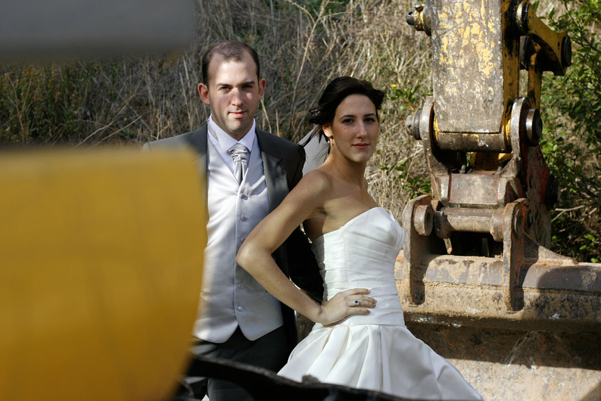 Photos trash the dress mariages 2010