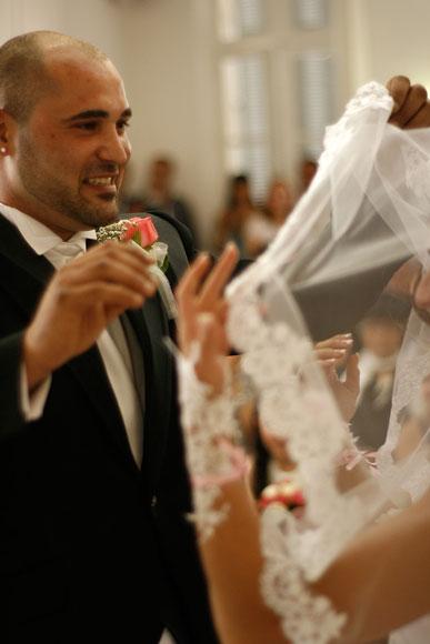 Photos du mariage à La Mairie de Saint Cyr