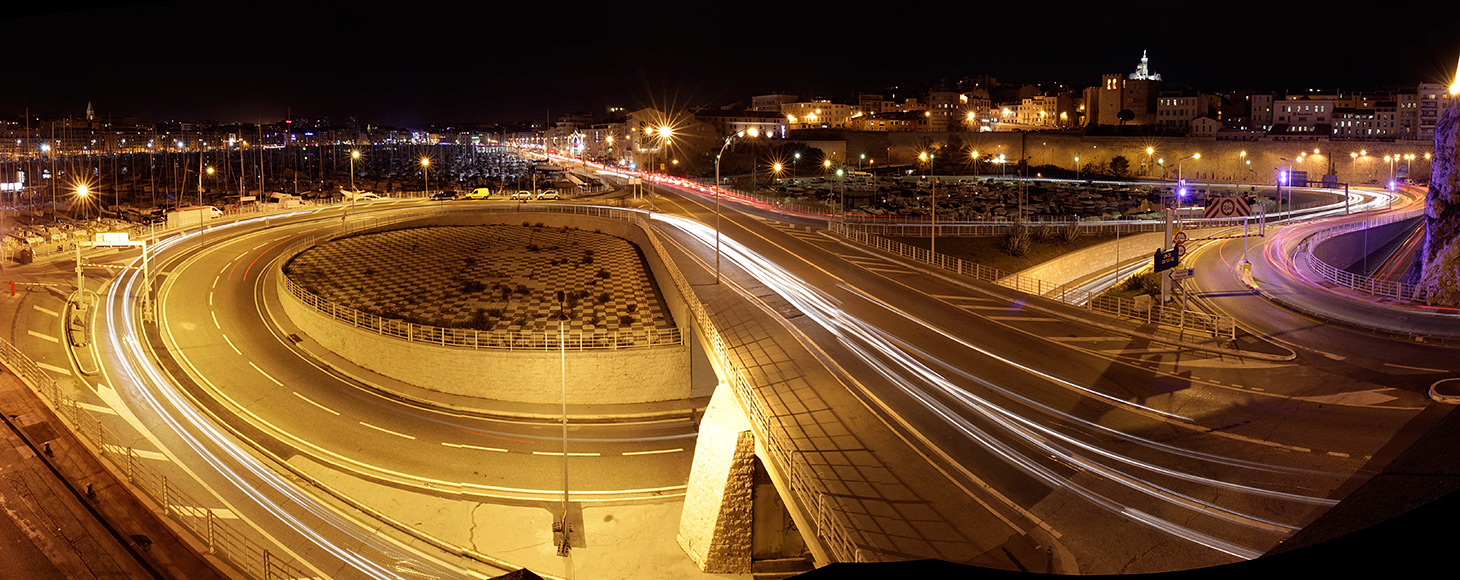 Marseille Vieux Port 2012
