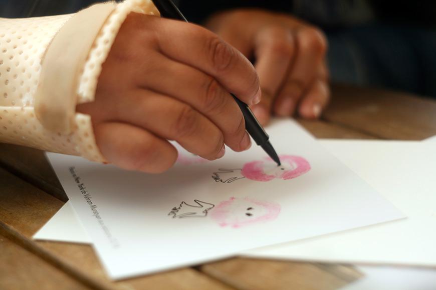 Ateliers dessins