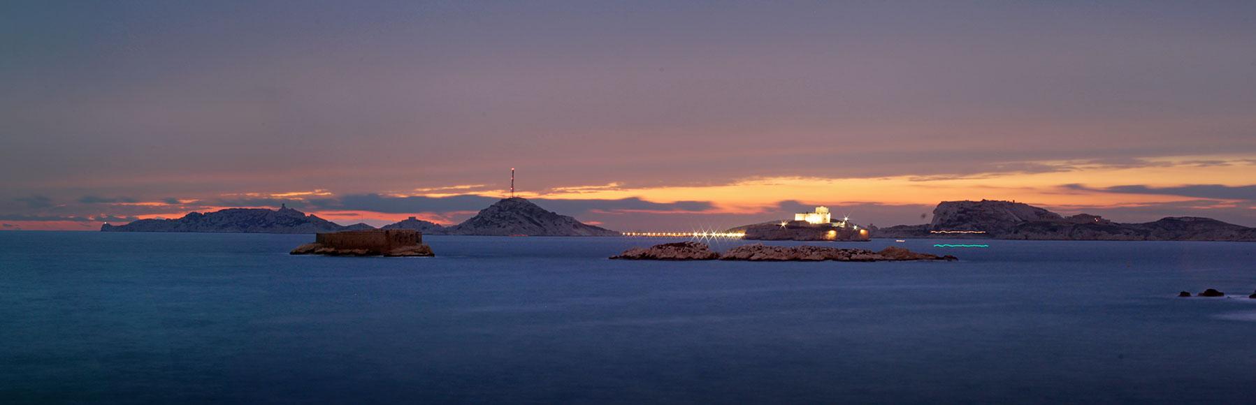 île du Frioul - Marseille 2013